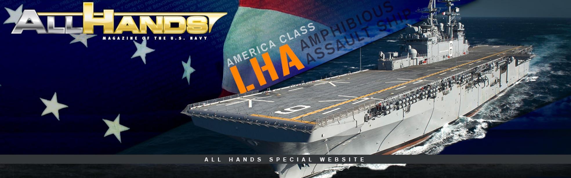 America Class LHA banner