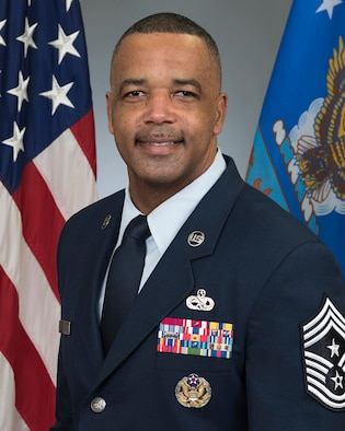 Chief Master Sgt. Timothy C. White, Jr.