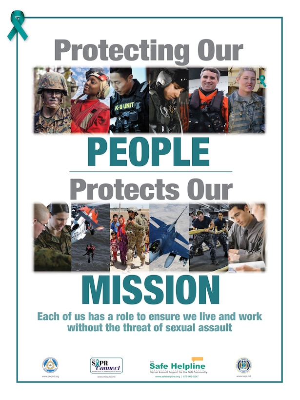 Message from the U.S. Department of Defense Sexual Assault Prevention and Response