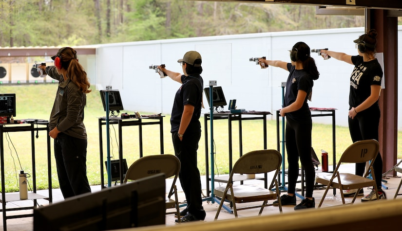 Army Reserve Soldier makes World Cup & Pan Am Game Pistol Teams
