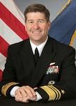 Vice Admiral Michael Moran