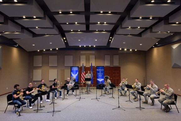 Canadian Brass with Offutt Brass