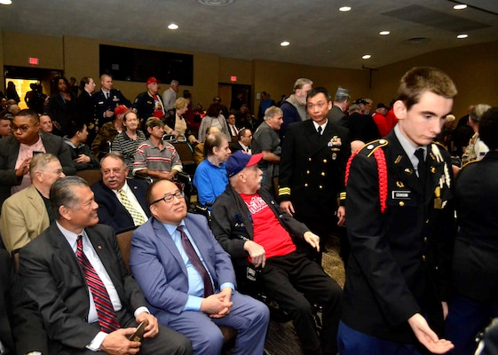 Vietnam War veterans honored in Northeast Philadelphia