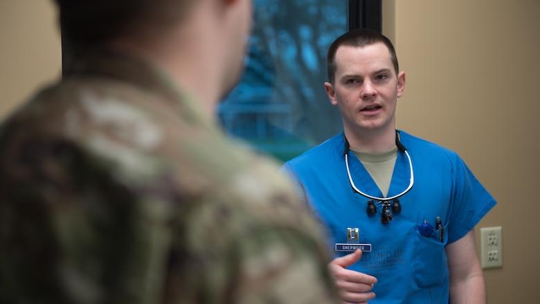 Residency program provides Airmen dental implant options