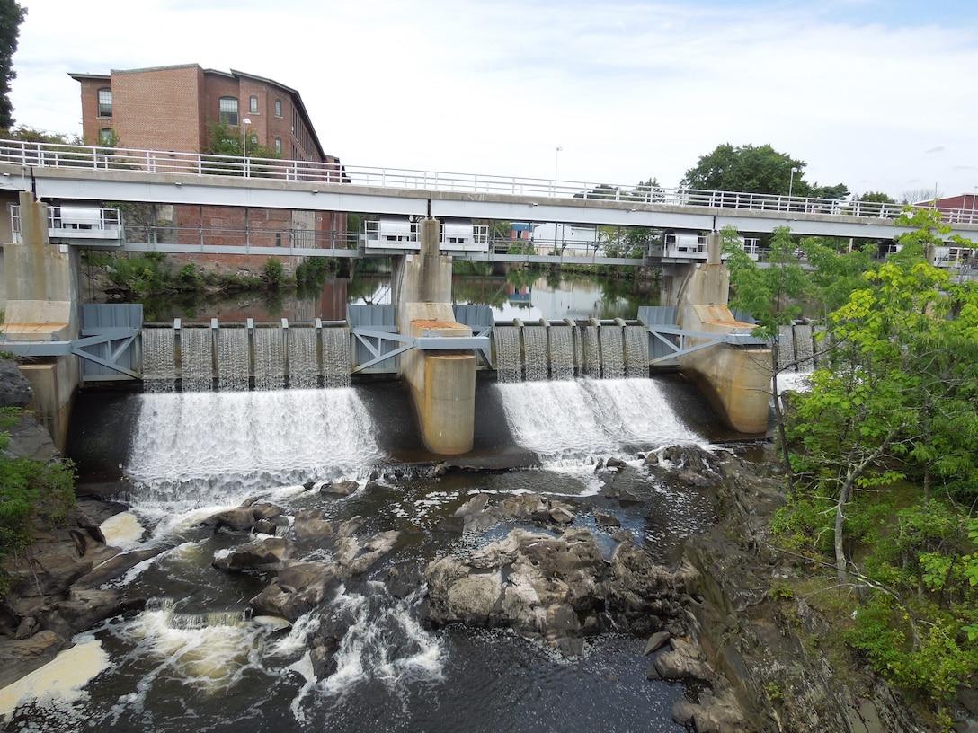 Woonsocket Dam