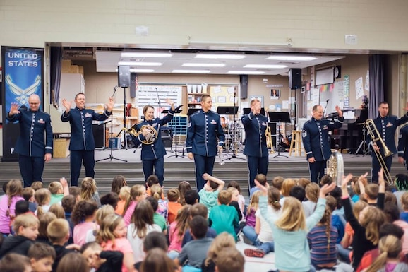 USAF Heartland of America Band