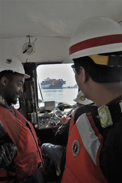 Savannah Harbor maintenance dredging
