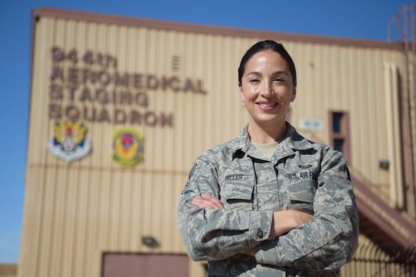 Warrior of the Month - Staff Sgt. Denise Miller