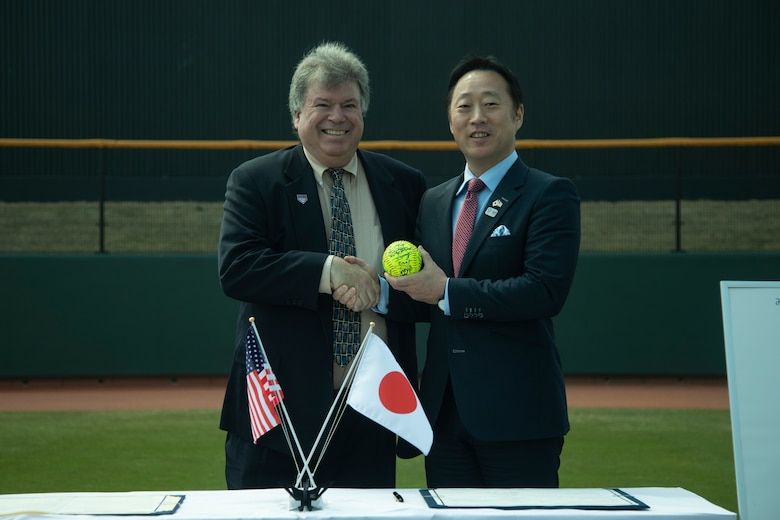 Another grand slam for team USA-Japan