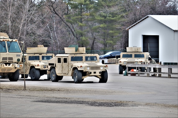 Operation Cold Steel III's Task Force Fortnite trains Reserve gunnery crews at Fort McCoy
