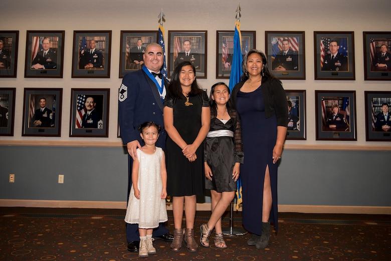 Congrats to CMSgt David J. Najera (Vandenberg) and CMSgt Alex S. Butler (Port Hueneme) on their promotions to Chief! Base leadership, friends and family came together April 4, 2019, to recognize the accomplishments of the promotees.