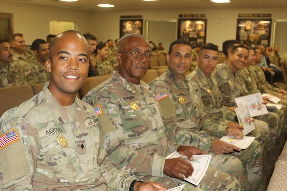 Army Reserve-PR Soldiers qualify for the German Armed Forces Proficiency Badge