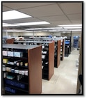 A new layout is improving efficiency in the recently renovated 628th Medical Group Pharmacy facilities. The goal of the renovation is to make the pharmacy's patients' experiences better, faster and easier than in the past.