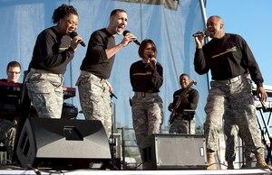 Army Band Downrange