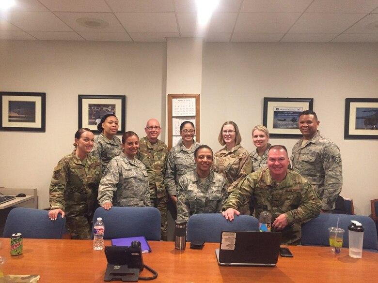 Senior NCO creates course to boost enlisted development