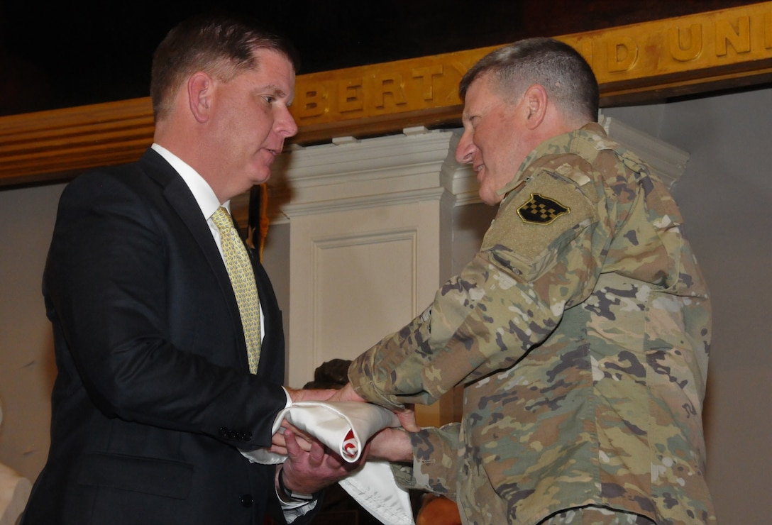 U.S. Army launches first-ever 'Army Week' in Boston