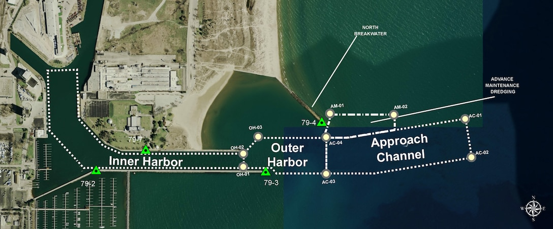 The U.S. Army Corps of Engineers announced in December 2018 that four Illinois communities will be the recipient of a very competitive USACE pilot program for the beneficial use of dredged materials.