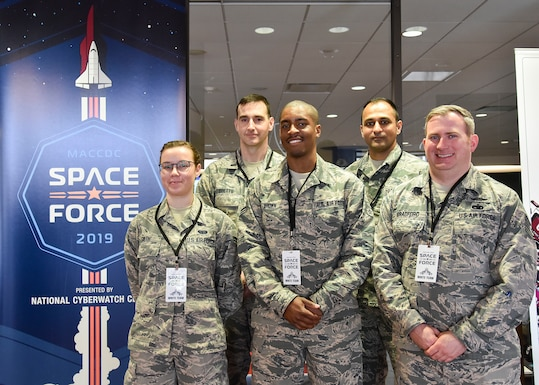 Members assigned to the 275th Cyber Operations Squadron, Maryland Air National Guard, participated in the 14th Annual Mid-Atlantic Collegiate Cyber Defense Competition Regional Finals, March 29, 2019 at Johns Hopkins Applied Physics Laboratory, Laurel, Md. The 275th COS has participated in the competition for over four years in different capacities.