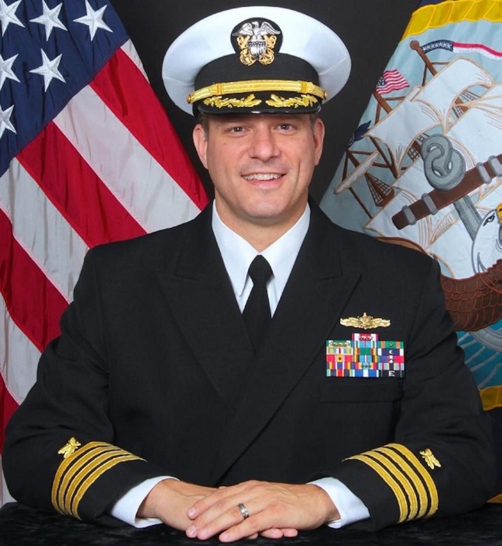 Bio Picture of Capt. David Lockney