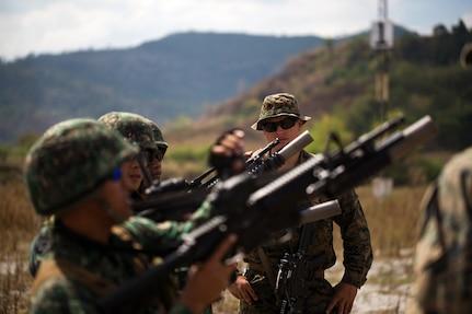PH-US Exercise Balikatan Increases Warfighting Capabilities, Complex Live Fire Training