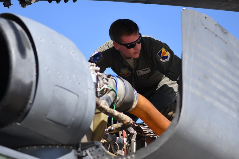 Davis-Monthan Air Force Base underwent a large-scale exercise to prepare to deploy to any austere and contested location around the world. Using the multi-functional Airmen to establish, sustain and defend the base with organic command and control.