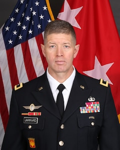 Maj. Gen. Joe Jarrard (Dress Uniform)