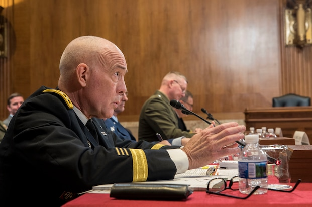 Appropriations Subcommittee on Department of Defense