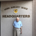 Elsner turned 100 years old on April 11, 2019, making him the oldest living 18th Fighter Squadron pilot.