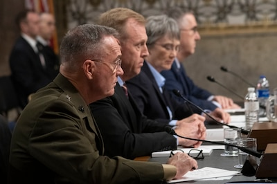 Defense Leaders: Space Force Would Build, Accelerate American Space Capabilities