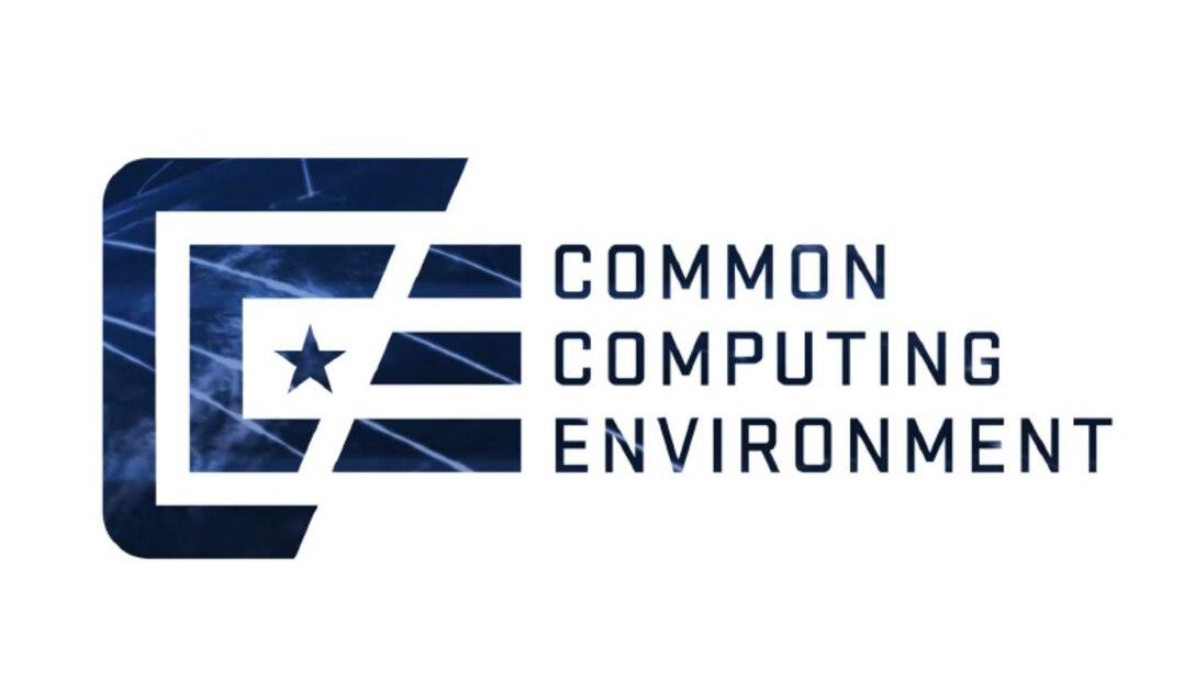 Common Computing Environment logo