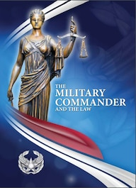 Cover Image for The Military Commander and the Law