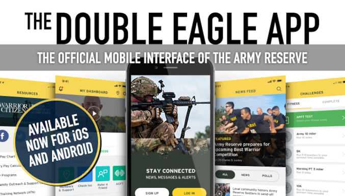 The Double Eagle App