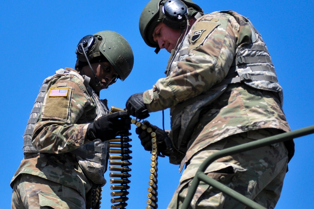 4th Cavalry Multi-Functional Training Brigade embodies partnership during Operation Gauntlet