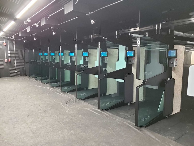 First Army Reserve indoor rifle range operators selected for training