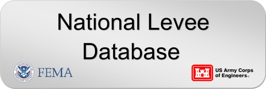 National Levee Database button hotlink to https://levees.sec.usace.army.mil/#/
