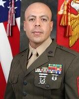 Sergeant Major George Hernandez