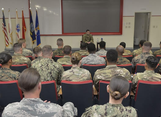 Professional Military Education Builds a Stronger Fighting Force