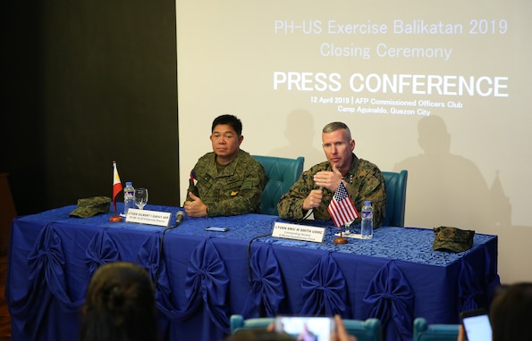 Armed Forces of the Philippines, U.S. Forces Conclude Annual Balikatan Exercise