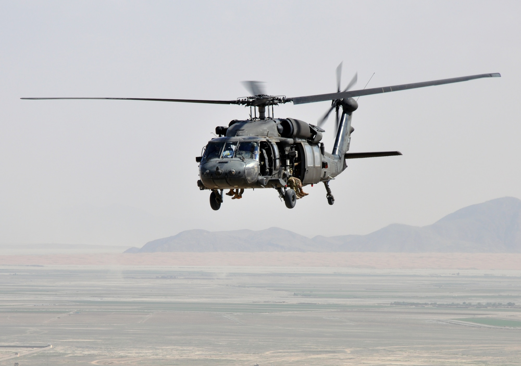 Joint Personnel Recovery Training in Afghanistan