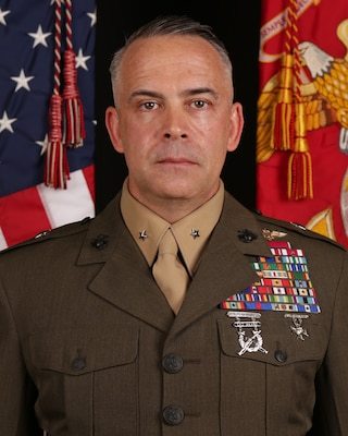 Commanding General, Fourth Marine Aircraft Wing