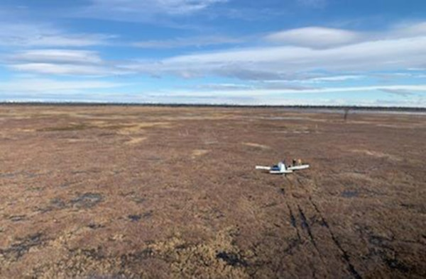 A single-engine Piper PA-32 Cherokee Six crash-landed about 35 miles northeast of Bethel, April 11, 2019. Soldiers with the Alaska Army National Guard's 207th Aviation Battalion rescued the four survivors and transported them to Bethel, a coastal community in western Alaska that sits along the Kuskokwim River, inside the Yukon Delta National Wildlife Refuge.