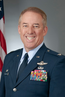 U.S. Air Force Col. Steven Kirkpatrick took command of the 307th Bomb Wing at Barksdale Air Force Base, Louisiana, April 7, 2019.  He is the last of the Secret Squirrels, a group of B-52 Stratofortress aviators that opened up Operation Desert Storm, still serving in the military.  (U.S. Air Force photo by Master Sgt. Ted Daigle)
