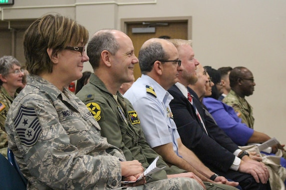 316th Sustainment Command (Expeditionary) change of command ceremony