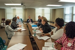 Troy University, AU host second round of discussions on education options