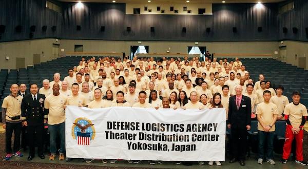 DLA Distribution Yokosuka, Japan Celebrates 20 Year Anniversary