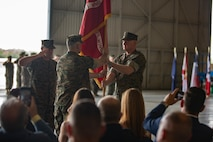 4th MAW Change of Command
