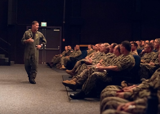 PACFLT Commander Talks Winning the High-end Fight with Hawaii-based Navy Leadership