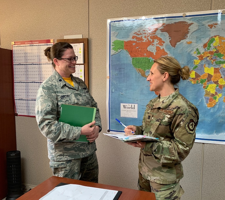 Teaching and enriching the lives of others has always been a way of life for Capt. Malia Hoffmann, executive officer, 452nd Operations Group, March Air Reserve Base, Calif.
