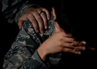The Air Force encourages Airmen who identify an individual considering suicide to use the A.C.E. model: ask directly if a person is considering suicide, care by actively listening and removing means for self-injury, and escort the person to a helping organization. For more information, visit the Air Force suicide prevention website at http://www.af.mil/Suicide-Prevention.