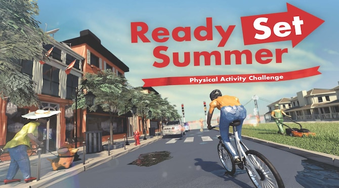 "This spring season, Civilian Health Promotion Services will promote its ""Ready, Set, Summer"" physical activity challenge. The RSS challenge is an onsite CHPS program-wide initiative designed to promote physical activity for the workforce."